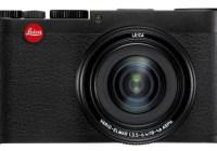 Leica X Vario APS-C Compact Camera