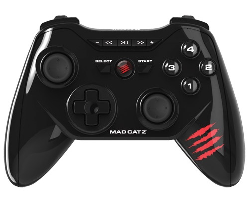 Mad Catz C.T.R.L.R Wireless Gamepad