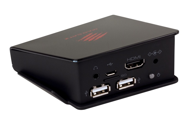 Mad Catz M.O.J.O Android Micro-console back 1