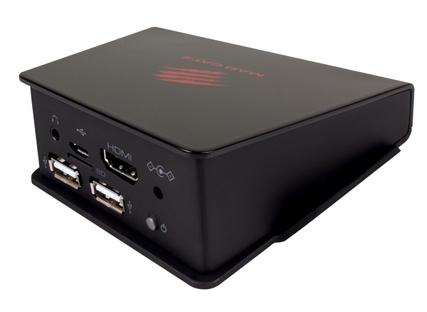 Mad Catz M.O.J.O Android Micro-console back