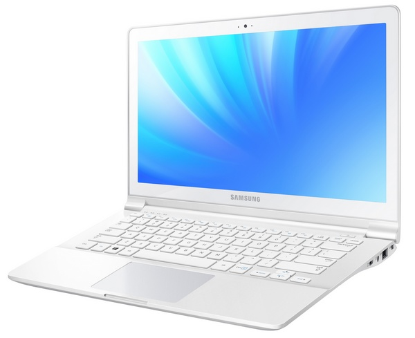 Samsung ATIV Book 9 Lite Ultrabook angle