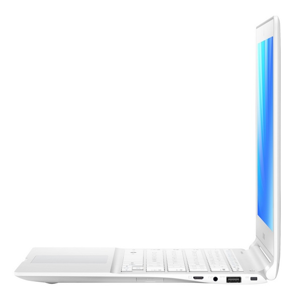 Samsung ATIV Book 9 Lite Ultrabook side