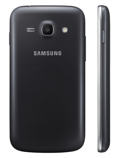 Samsung Galaxy Ace 3 Unveiled with Optional 4G LTE side