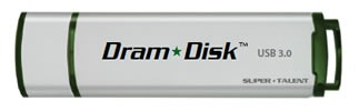 Super Talent DRam Disk