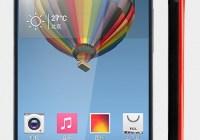 TCL Idol X S950 Smartphone side
