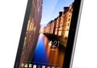 Toshiba Excite Pro Tegra 4 Tablet with 2560x1600 Touchscreen portrait