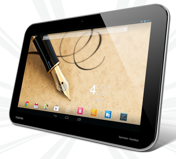 Toshiba Excite Write gets 2560x1600 Digitizer Display and TruPen angle