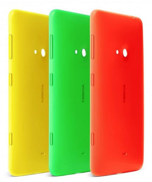 Nokia Lumia 625 Affordable LTE WP8 Smartphone shell