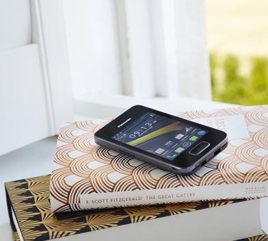 Panasonic KX-PRX120 Cordless Home Phone runs Android 4.0 ICS