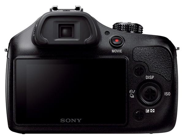 Sony Alpha A3000 DSLR-Style Mirrorless Camera back