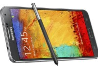 Samsung Galaxy Note 3 black