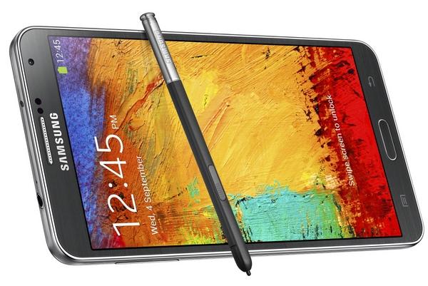 Samsung Galaxy Note 3 black