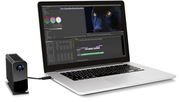 LaCie Little Big Disk Thunderbolt 2 with macbook pro