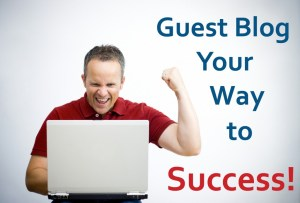 guest blogging page of itechseo