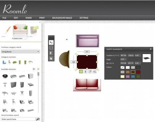 Roomle Home Designing Software