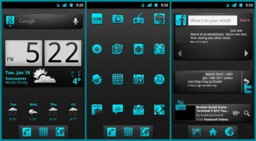 CyanogenMod 500x277 - Top 5 Custom ROMs For Customizing Your Android Device