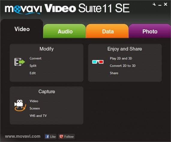 Movavi Video Suite 11 SE 570x474 - Download Movavi Video Suite 11 With Free Activation Key