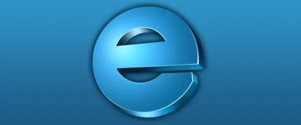 atualização internet explorer