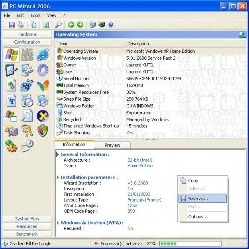 PC Wizard 500x500 - 10 Tools To Check Every Hardware Detail Of Your Computer In Windows