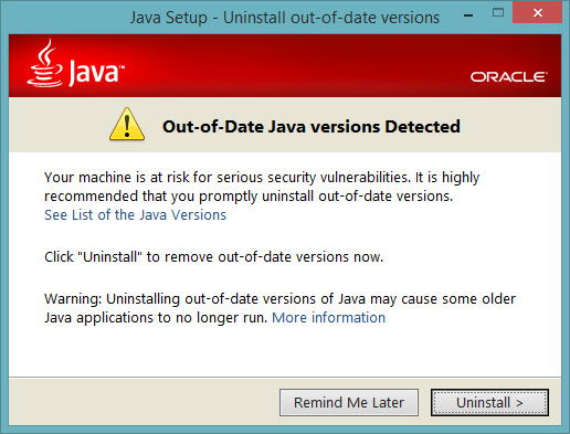 Download Java 8 Update 31 Offline Installers
