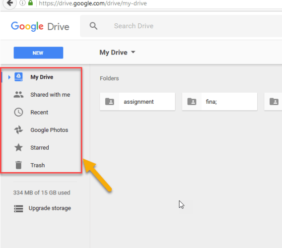 how to download multiple files from google drive