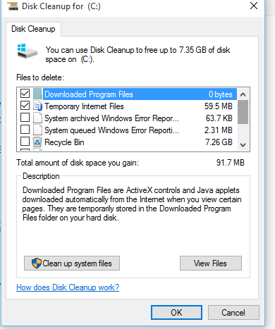 4 20 - How to Clear All Types Of Windows 10 Cache