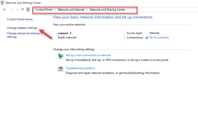 4 18 670x388 - 3 Ways to Disable/Block your Internet Connection Temporarily