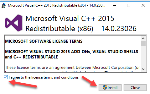 download visual c++ redistributable for visual studio 2019 from microsoft directly