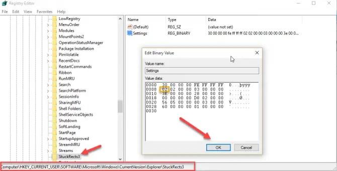 2 Ways to Disable All the Settings of Windows 10 Taskbar