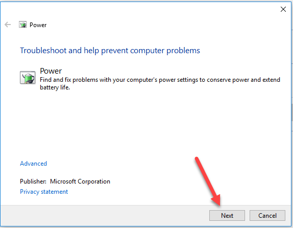 3 8 - Fix: Computer Does Not Go To Sleep Mode In Windows 10