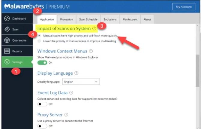 1 11 670x432 - Malwarebytes 3.1 Offline Installers Download For Windows