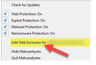 3 12 - Malwarebytes 3.1 Offline Installers Download For Windows