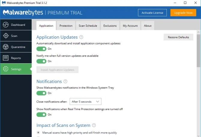 7 4 670x457 - Malwarebytes 3.1 Offline Installers Download For Windows