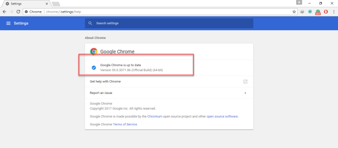 1 4 670x293 - Google Chrome 59 Offline Installers Download For All Operating Systems