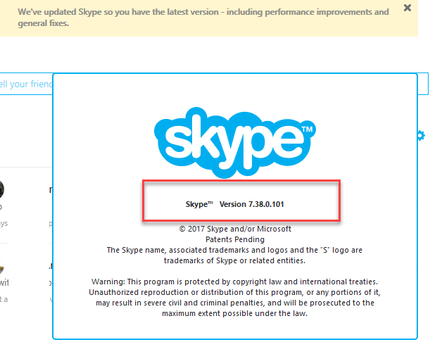 4 20 - Download Skype 7.38 Offline Installers For All Operating Systems