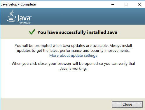 Java 8 Update 191 Offline Installers For All Operating Systems