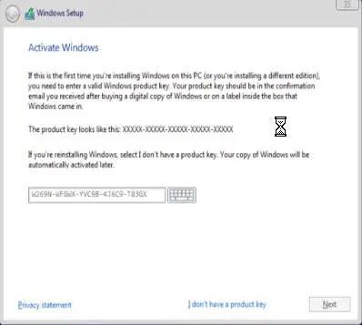 Windows 10 Version 1709 x64 (Updated JANUARY 2018) Serial Key