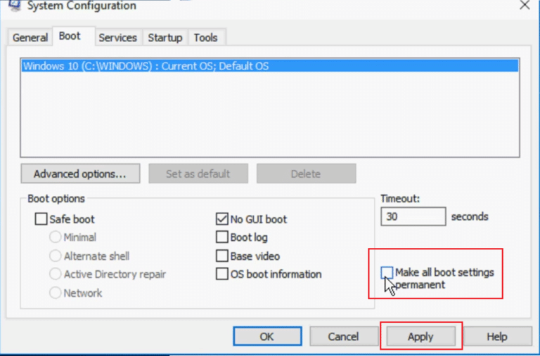 How To Make Windows 10 Boot Faster 3