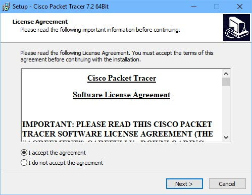cisco packet tracer 7 download