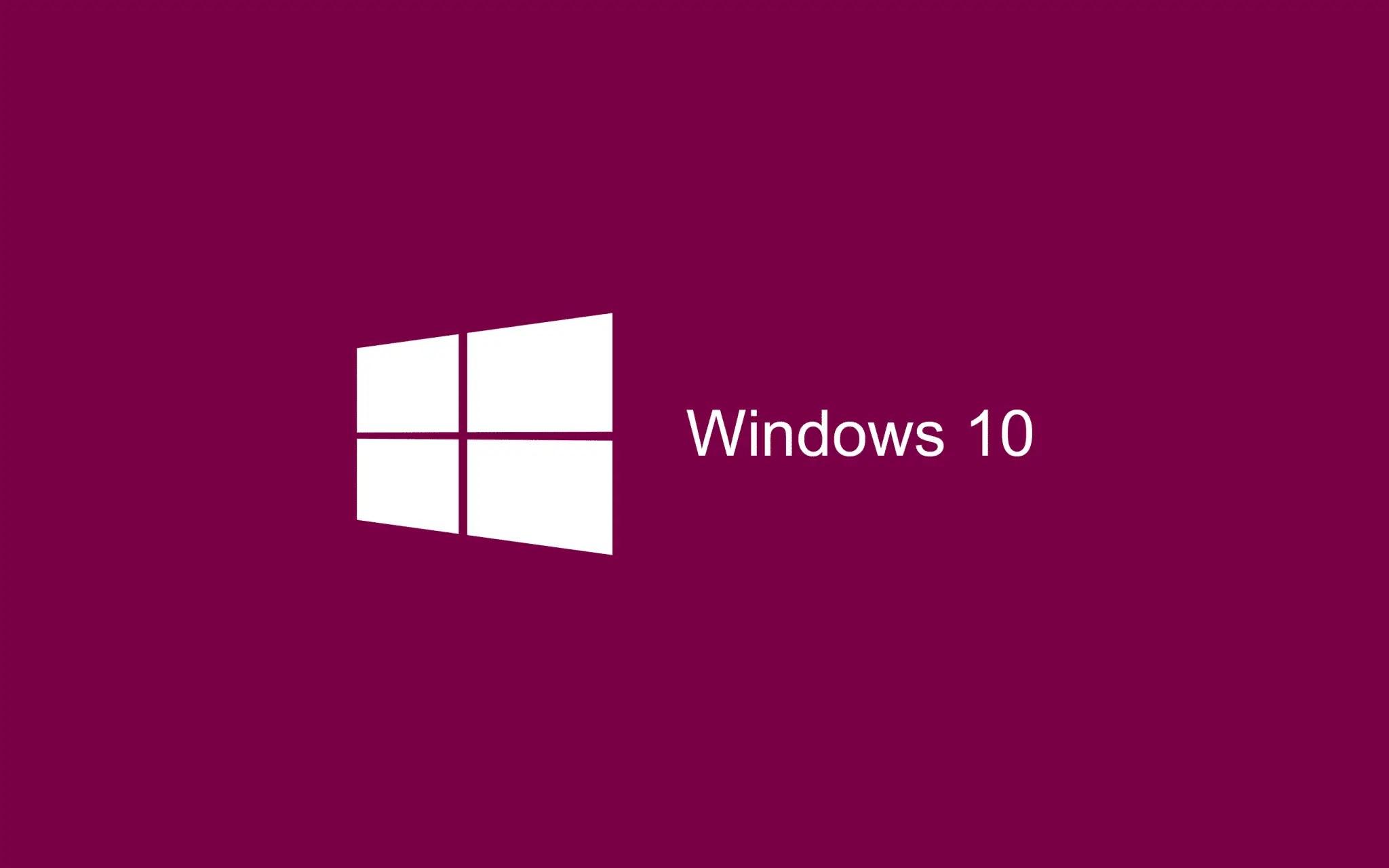 Magenta Pink Wallpaper Windows 10 HD 2880x1800