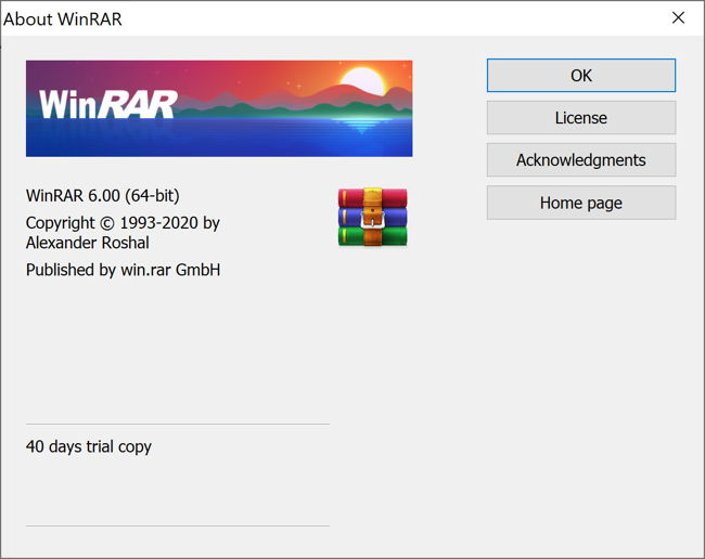 WinRAR 6 Comes With Additional Switches And New Compression Parameters 4