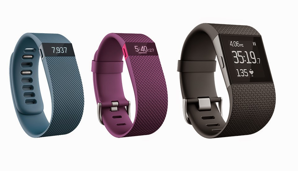 Three New Activity Trackers By Fitbit