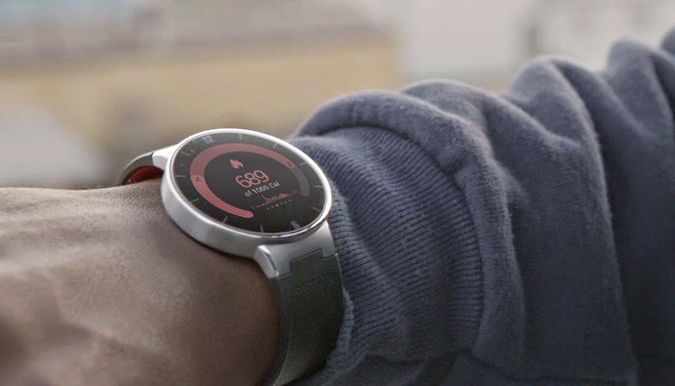 Alcatel OneTouch Smartwatch Unveiled, The Zara Of Wearables !