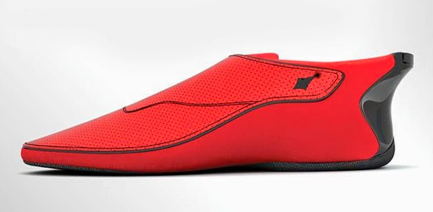 A Smart Shoe To Give Street Directions