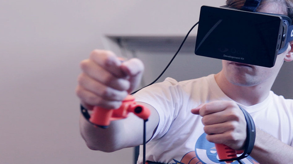 The Realm System, The VR Accessory That Will Take Care Of Your Fitness