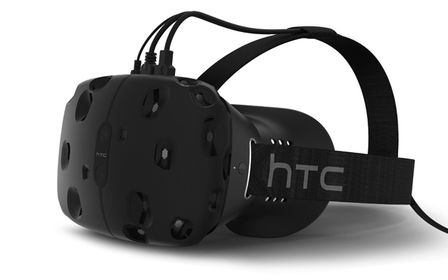 HTC Teams Up With Valve To Unveil HTC Vive VR Headset