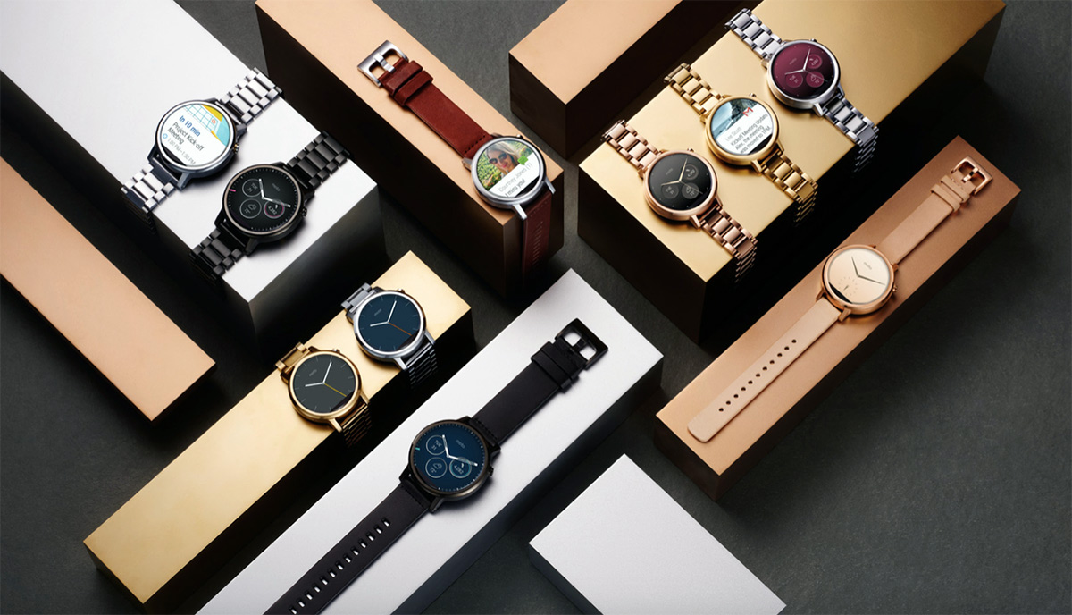 The Moto 360 V2 officially Unveiled