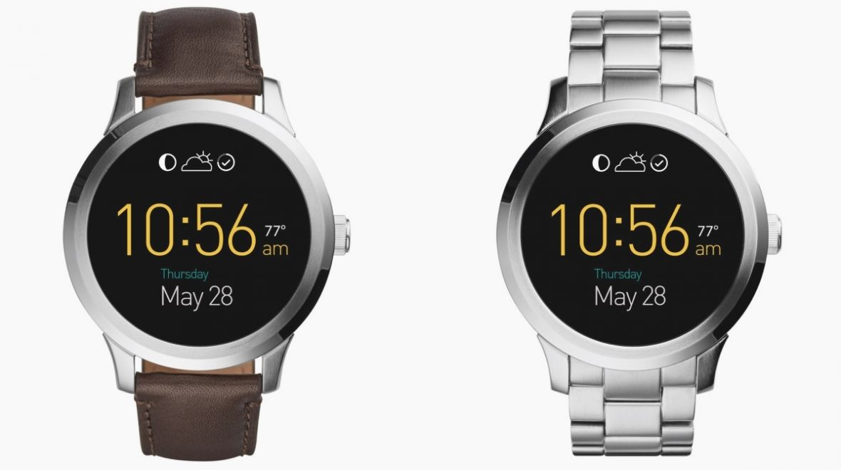 Fossil Q devices series include an Android Wear smartwatch