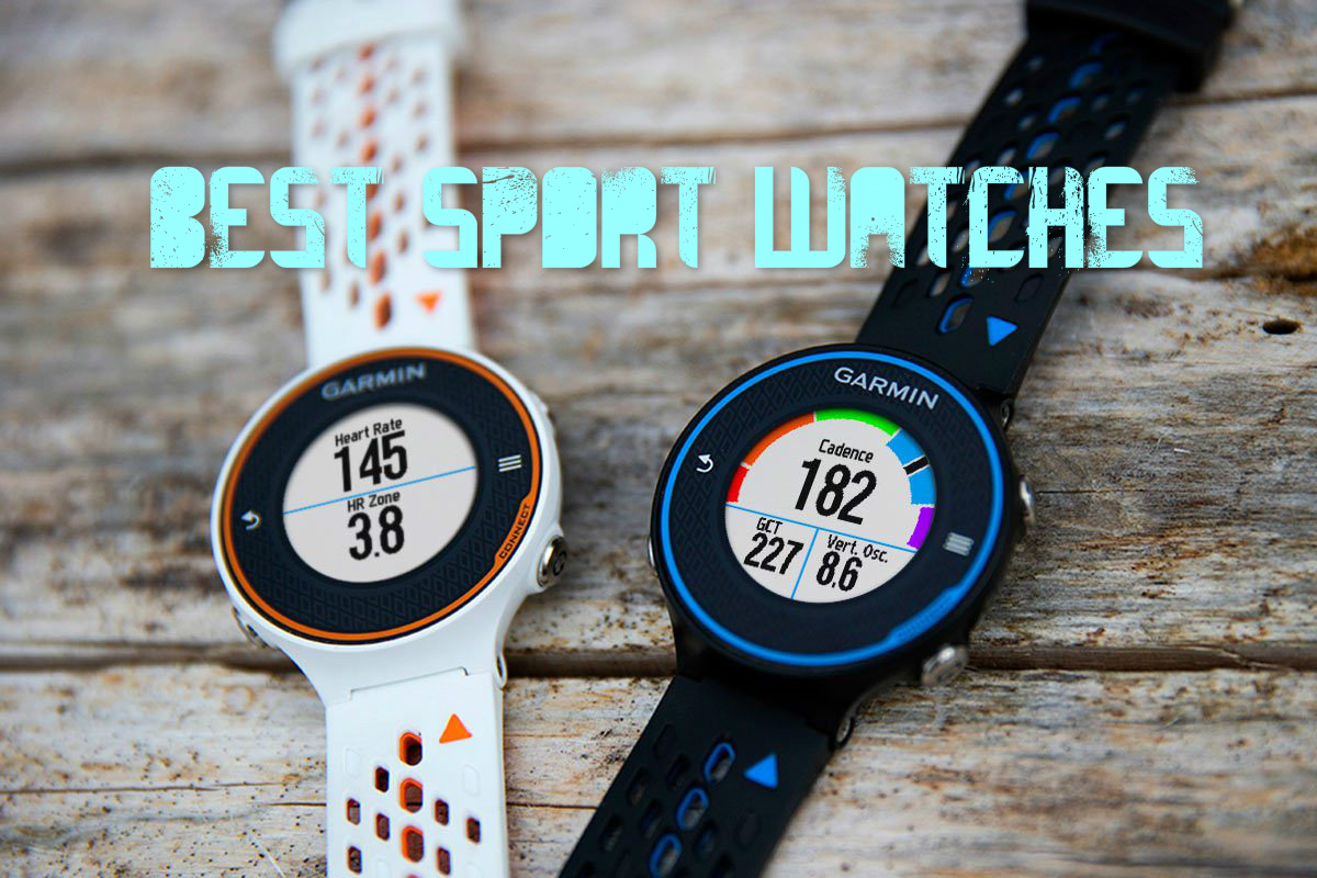 Top 5 sport watches you can get now