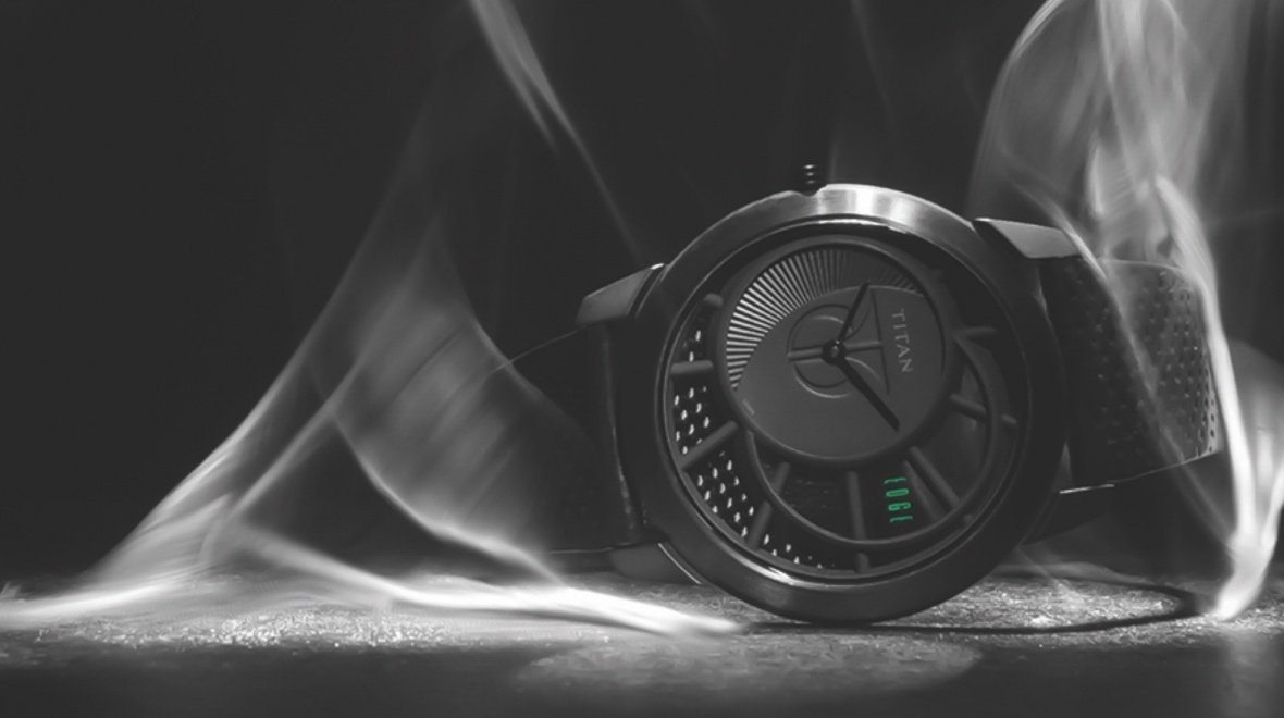 HP Teams up with Titan for an HP Engineered Smartwatch